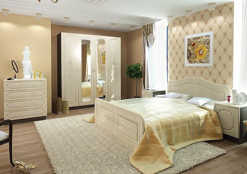 Спальня «Фиеста» комплектация 1