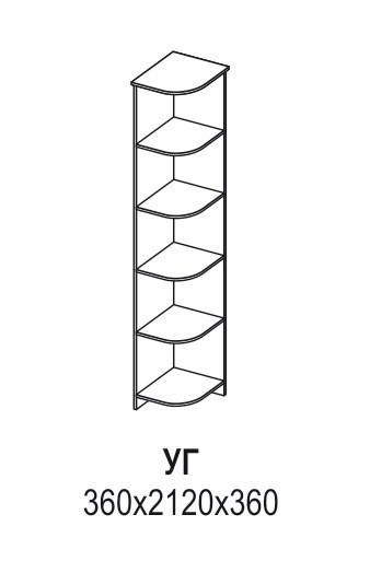 Угол «Ника» УГ (схема)