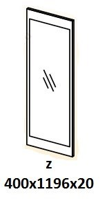 Зеркало «Визит» Z (схема)