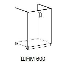"ШНМ 600 ""Греция"" под мойку"