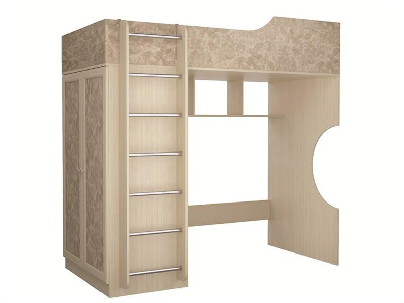 Кровать-чердак  Дженни СТЛ.127.17