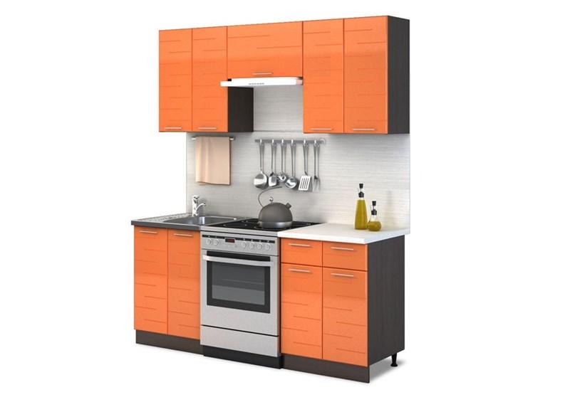 Кухня «Техно» комплектация №3