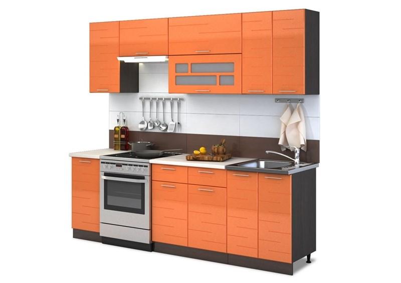 Кухня «Техно» комплектация №5