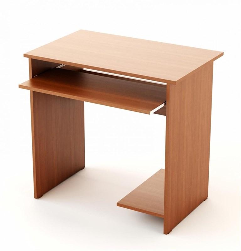 Стол компьютерный Малый (упрощённый) бук темный