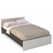 Кровать «Бася» венге/дуб беленый