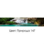 КУХОННЫЙ ФАРТУК «ПРИРОДА» (147), (ХДФ, АБС)