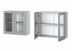 """Шкаф-витрина АВ-80 (со стеклом) """"Лира"""""""