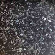"Столешница ""Черное серебро №21 г"" (38 мм.)"