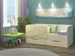 """Детская кровать """"Дельфин №2"""" 1,4 м"""