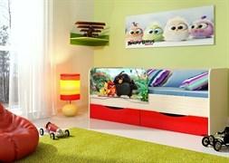 """Детская кровать """"Энгри"""" 1,8 м"""
