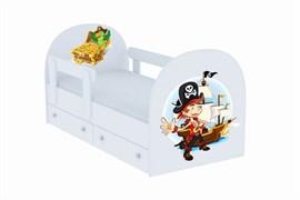 """Детская кровать """"Пираты"""""""