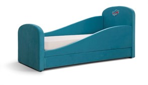 """Кровать """"Тедди"""" с вышивкой Самолётик"""