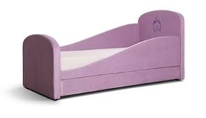 """Кровать """"Тедди"""" с вышивкой Мяу"""