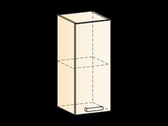 """Шкаф навесной L300 Н720 (1 дв. гл.) """" Яна"""""""