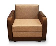 """Кресло-кровать """"Искора"""" (Кожзам/Замша)"""