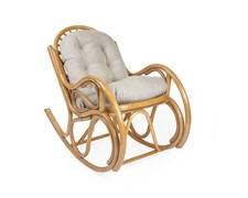 """Кресло-качалка с подушкой """"Bella"""""""