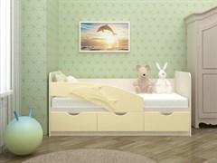 """Детская кровать """"Дельфин №3"""" 1,6 м"""