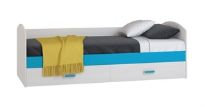 """Диван-кровать (800) с двумя ящиками """"Бирюза"""""""