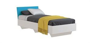 """Кровать (900) с жёстким основанием """"Бирюза"""""""