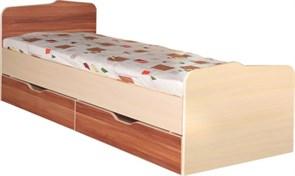 """М15 Кровать с ящиками 800*2000 """"Евро"""""""
