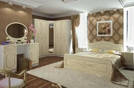 Спальня «Фиеста» Перламутр