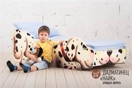 """ДЕТСКАЯ КРОВАТЬ """"ДАЛМАТИНЕЦ - НАЙК"""""""