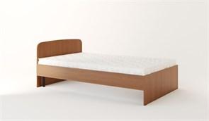Каркас кровати (1200) под ортопедическое основание бук темный