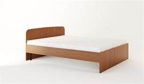 Каркас кровати (1600) под ортопедическое основание бук темный